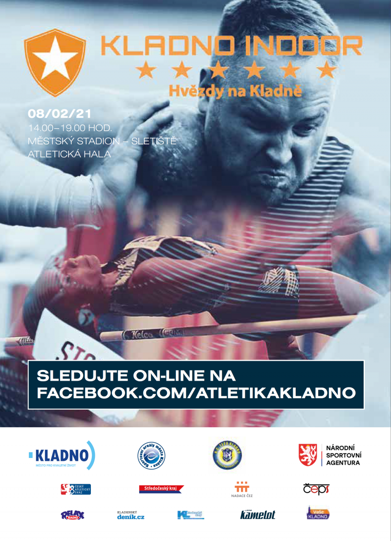 Plakát Kladno Indoor